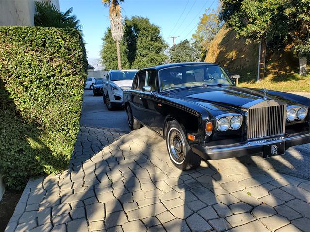 1980 Rolls-Royce Silver Shadow II (CC-1309493) for sale in Beverly Hills, California