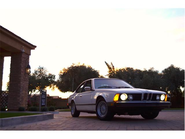 1984 BMW 633csi (CC-1309495) for sale in Chandler , Arizona