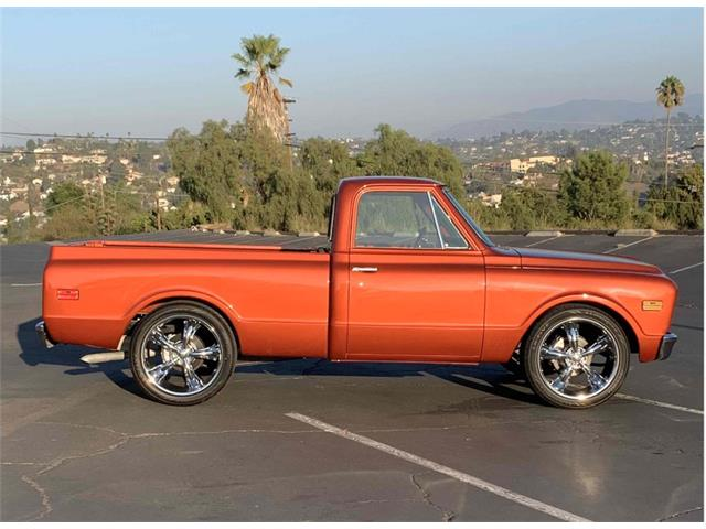 1967 Chevrolet C10 (CC-1300952) for sale in Spring Valley, California