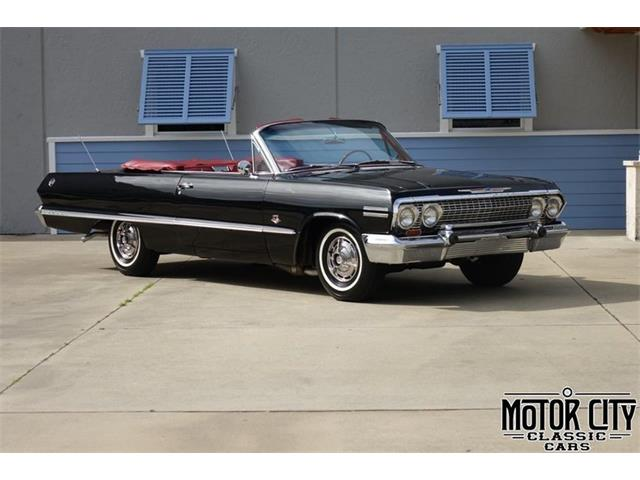 1963 Chevrolet Impala (CC-1300096) for sale in Vero Beach, Florida