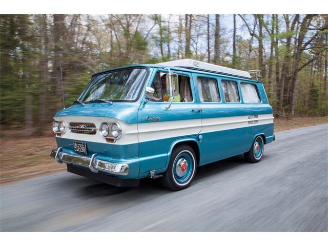 1964 Chevrolet Corvair (CC-1309611) for sale in Glenarm, Illinois