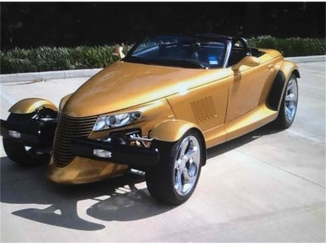 2002 Chrysler Prowler (CC-1309620) for sale in Plano, Texas