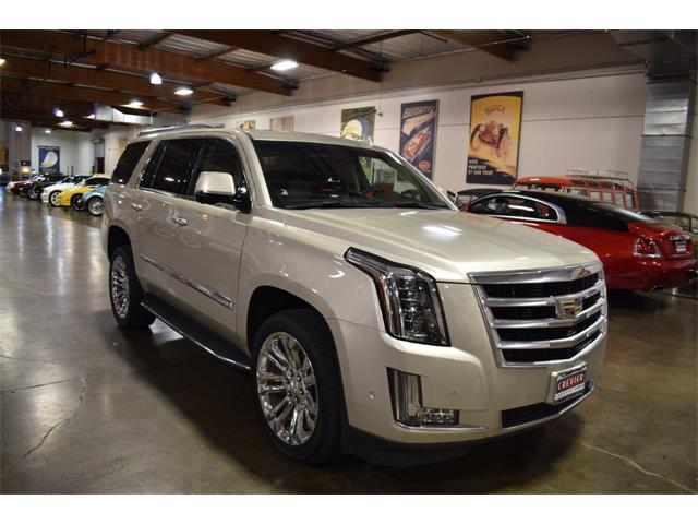 2017 Cadillac Escalade (CC-1309623) for sale in Costa Mesa, California