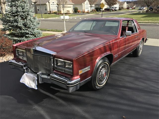 1983 Cadillac Eldorado (CC-1300966) for sale in Monroe, New Jersey