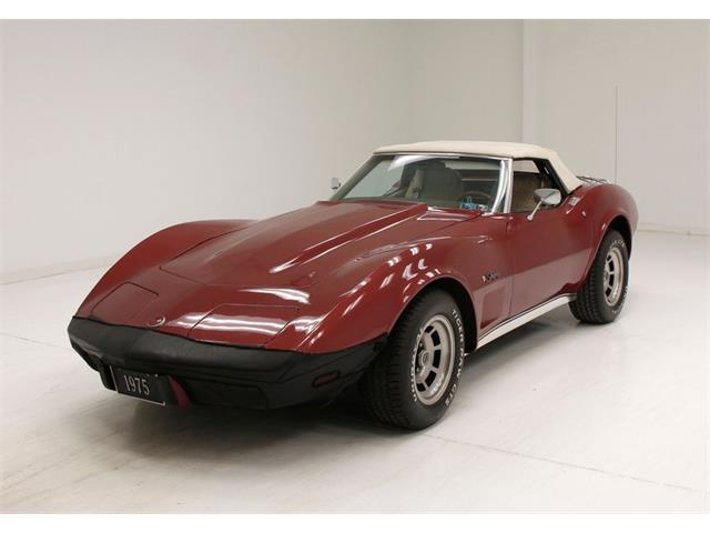 1975 Chevrolet Corvette (CC-1309673) for sale in Morgantown, Pennsylvania