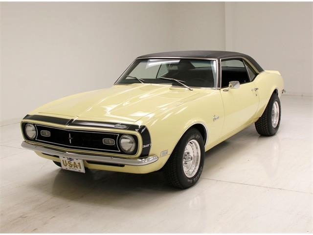 1968 Chevrolet Camaro (CC-1309676) for sale in Morgantown, Pennsylvania