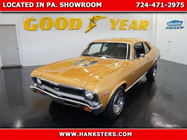 1972 Chevrolet Nova (CC-1309688) for sale in Homer City, Pennsylvania