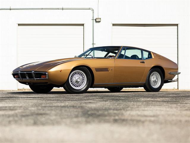 1972 Maserati Ghibli (CC-1309690) for sale in Phoenix, Arizona