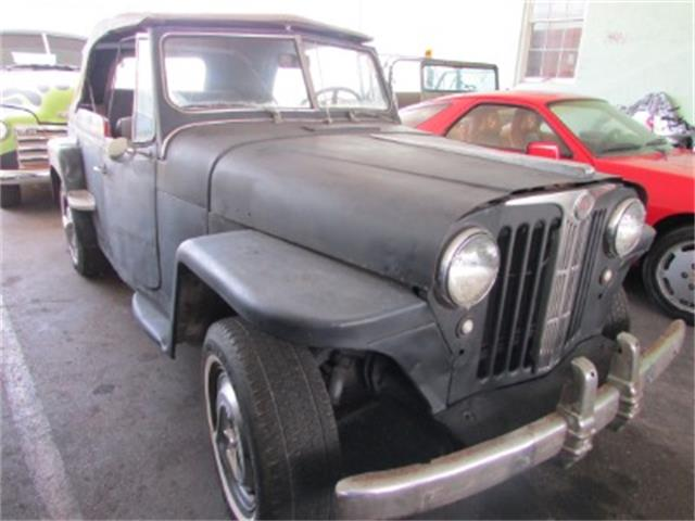 1949 Willys Jeep (CC-1309710) for sale in Miami, Florida