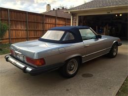 1980 Mercedes-Benz 450SL (CC-1309788) for sale in Richardson, Texas