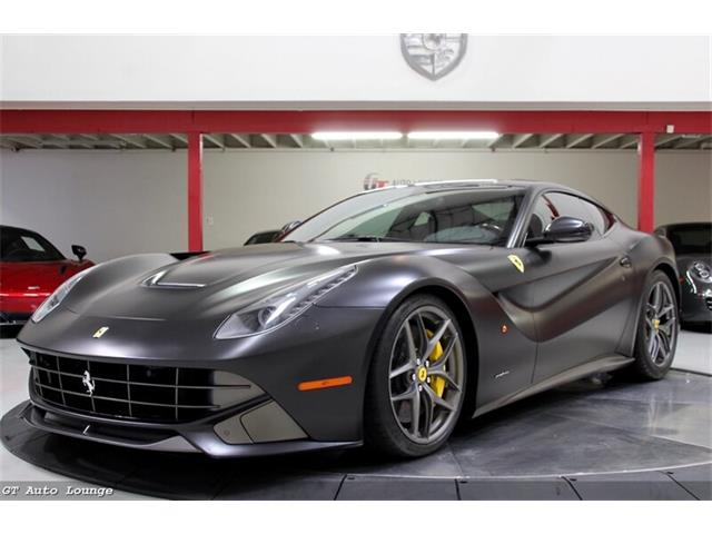 2017 Ferrari 512 Berlinetta (CC-1309796) for sale in Rancho Cordova, California