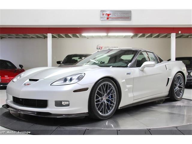 2010 Chevrolet Corvette ZR1 (CC-1309800) for sale in Rancho Cordova, California
