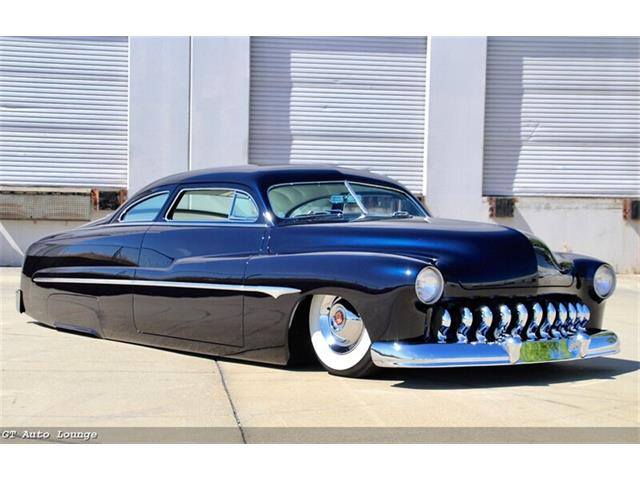 1951 Mercury Custom (CC-1309806) for sale in Rancho Cordova, California