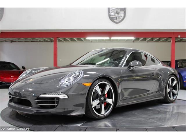 2014 Porsche 911 (CC-1309809) for sale in Rancho Cordova, California
