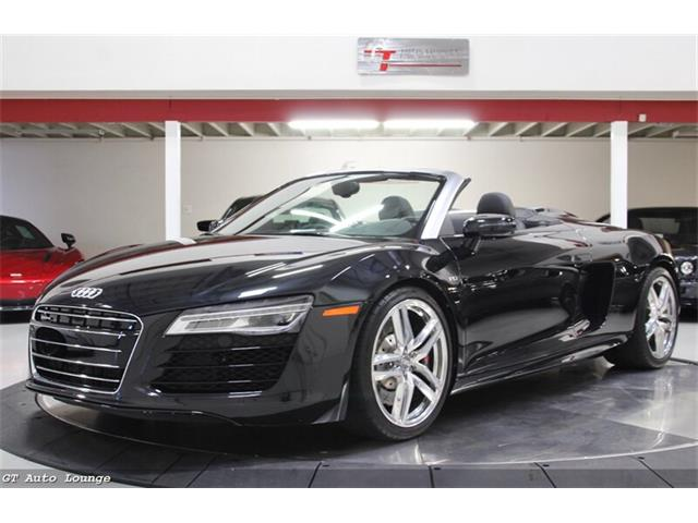 2014 Audi R8 (CC-1309810) for sale in Rancho Cordova, California