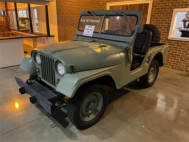 1956 Willys Jeep (CC-1309819) for sale in Scottsdale, Arizona