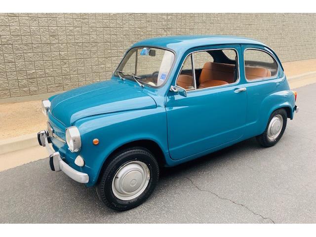 1969 Fiat 600 (CC-1309879) for sale in Scottsdale, Arizona
