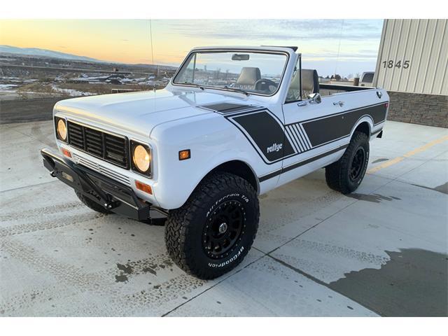 1979 International Scout II (CC-1309918) for sale in Scottsdale, Arizona