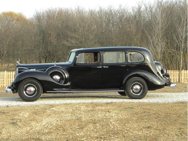 1939 Packard Series 1700 (CC-1309937) for sale in Volo, Illinois