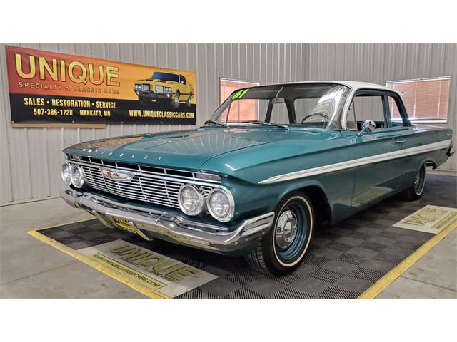 1961 Chevrolet Bel Air (CC-1309942) for sale in Mankato, Minnesota
