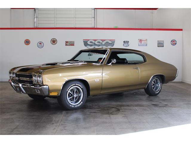 1970 Chevrolet Chevelle (CC-1309945) for sale in Fairfield, California