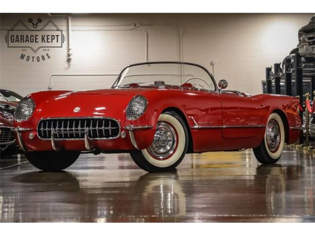 1954 Chevrolet Corvette (CC-1309947) for sale in Grand Rapids, Michigan