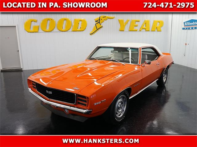 1969 Chevrolet Camaro (CC-1309953) for sale in Homer City, Pennsylvania