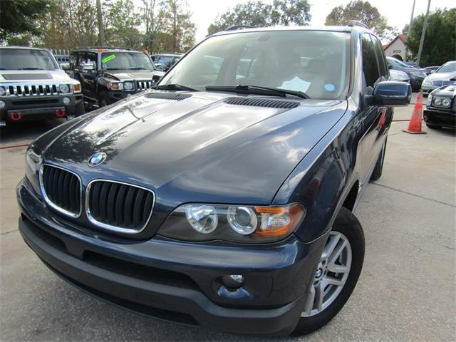 2006 BMW X5 (CC-1309966) for sale in Orlando, Florida
