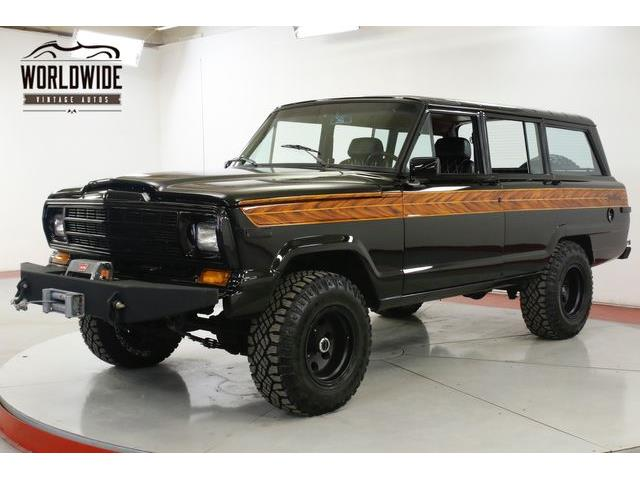 1990 Jeep Grand Wagoneer (CC-1300997) for sale in Denver , Colorado