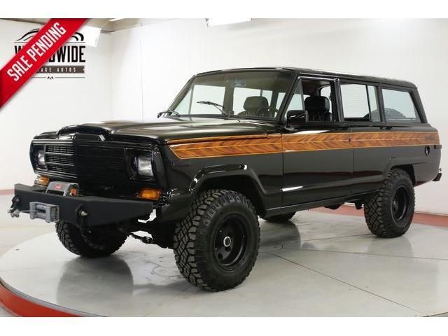 1990 Jeep Grand Wagoneer (CC-1300997) for sale in Denver , Colorado