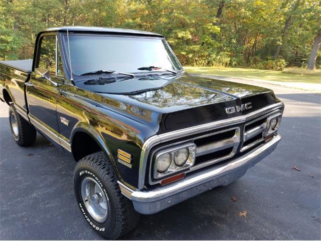 1972 GMC C/K 10 (CC-1309989) for sale in Cadillac, Michigan