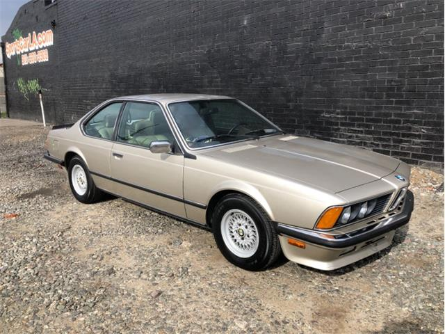 1985 BMW 635csi (CC-1309993) for sale in Los Angeles, California