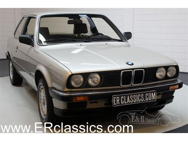1983 BMW 3 Series