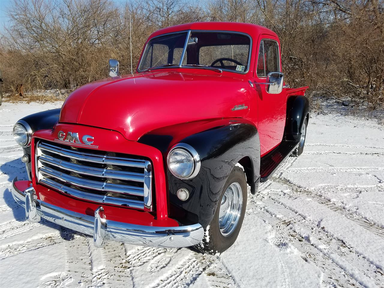 1953 GMC Pickup (CC-1311007) for sale in Woodstock, Connecticut