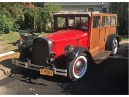 1930 Ford Woody Wagon (CC-1311015) for sale in Syosset, New York