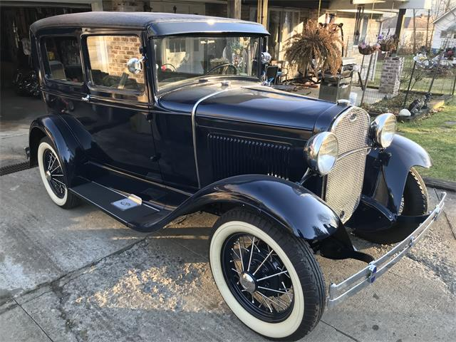 1930 Ford 2-Dr Sedan (CC-1311016) for sale in Shadyside, Ohio