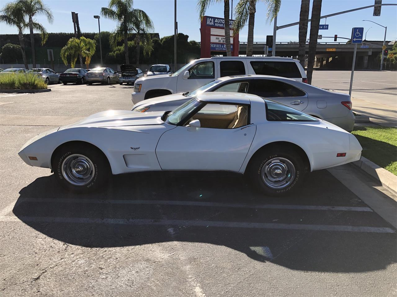 1979 Chevrolet Corvette (CC-1311019) for sale in Long Beach, California