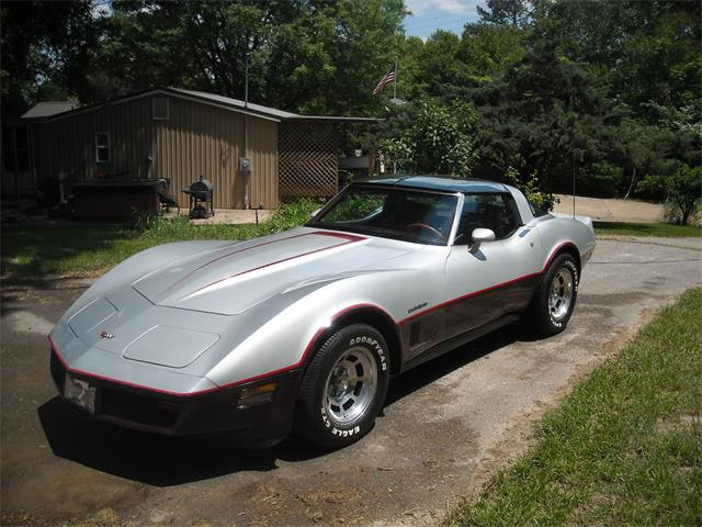 1982 Chevrolet Corvette (CC-1311028) for sale in Hayden, Alabama