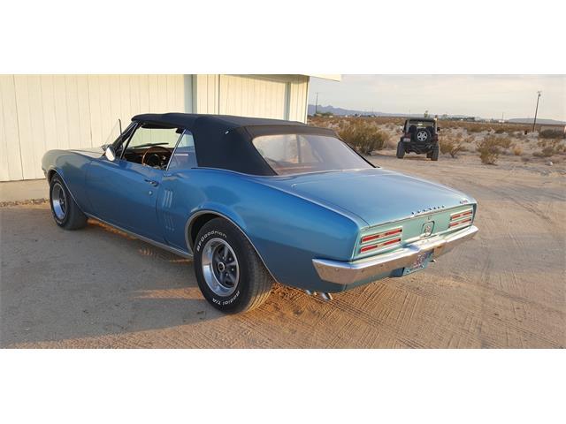 1967 Pontiac Firebird 400 (CC-1310107) for sale in Joshua Tree, California