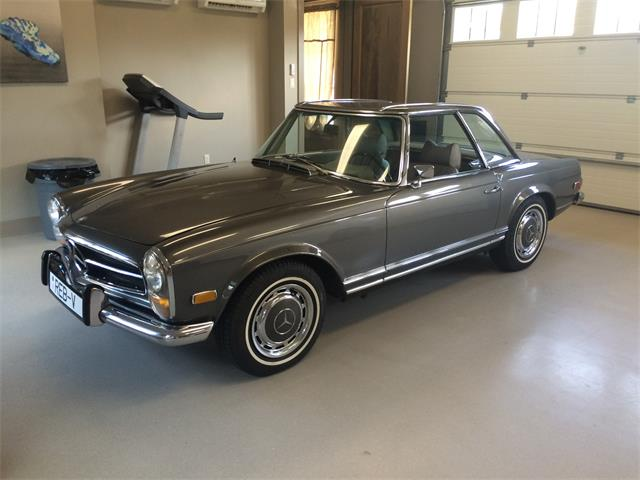 1969 Mercedes-Benz 280SL (CC-1311116) for sale in Madisonville, Louisiana
