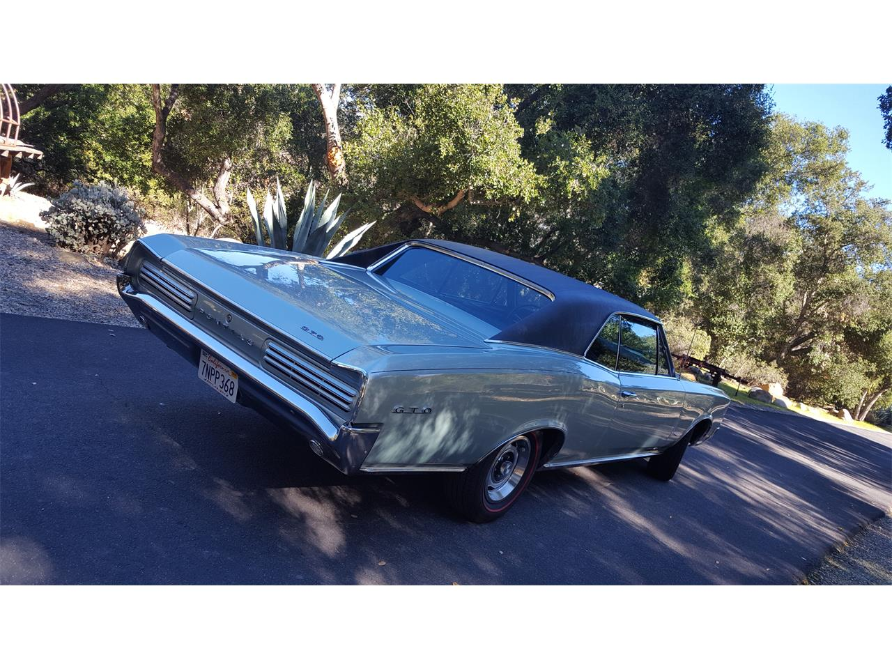 1966 Pontiac GTO (CC-1311123) for sale in Ojai, California