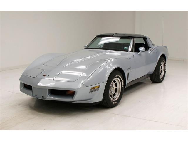 1982 Chevrolet Corvette (CC-1311129) for sale in Morgantown, Pennsylvania