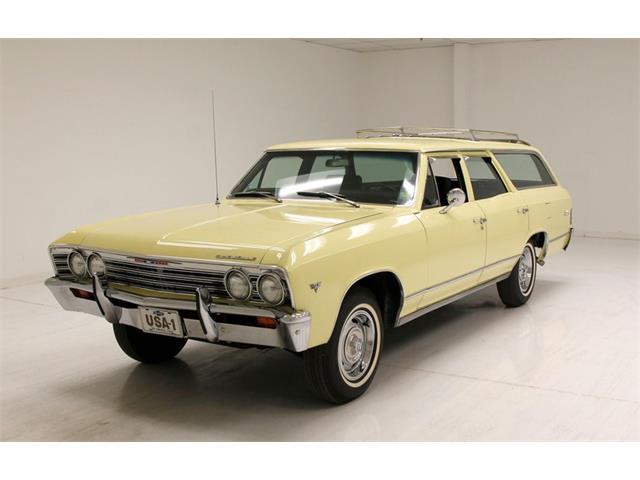 1967 Chevrolet Chevelle (CC-1311136) for sale in Morgantown, Pennsylvania