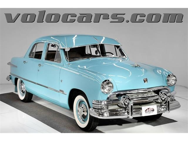 1951 Ford Custom (CC-1311139) for sale in Volo, Illinois