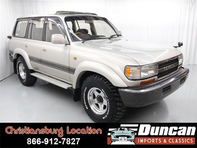 1993 Toyota Land Cruiser FJ (CC-1311140) for sale in Christiansburg, Virginia