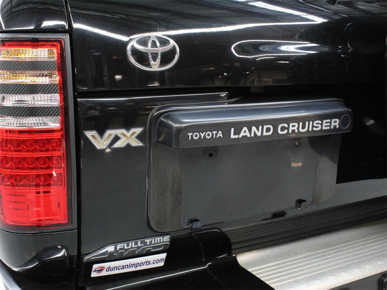 1993 Toyota Land Cruiser FJ (CC-1311141) for sale in Christiansburg, Virginia