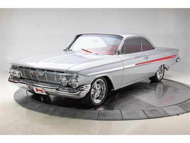 1961 Chevrolet Impala (CC-1311162) for sale in Cedar Rapids, Iowa