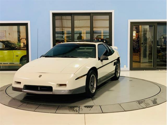 1986 Pontiac Fiero (CC-1311171) for sale in Palmetto, Florida