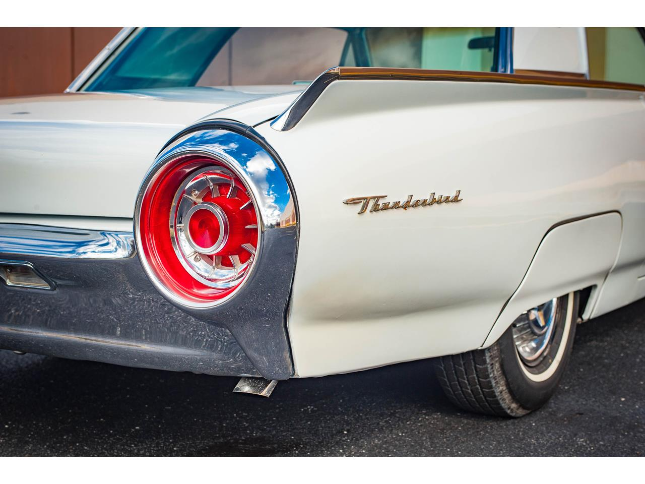 1963 Ford Thunderbird (CC-1311172) for sale in O'Fallon, Illinois
