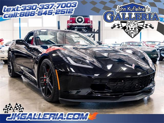 2014 Chevrolet Corvette Stingray (CC-1311174) for sale in Salem, Ohio